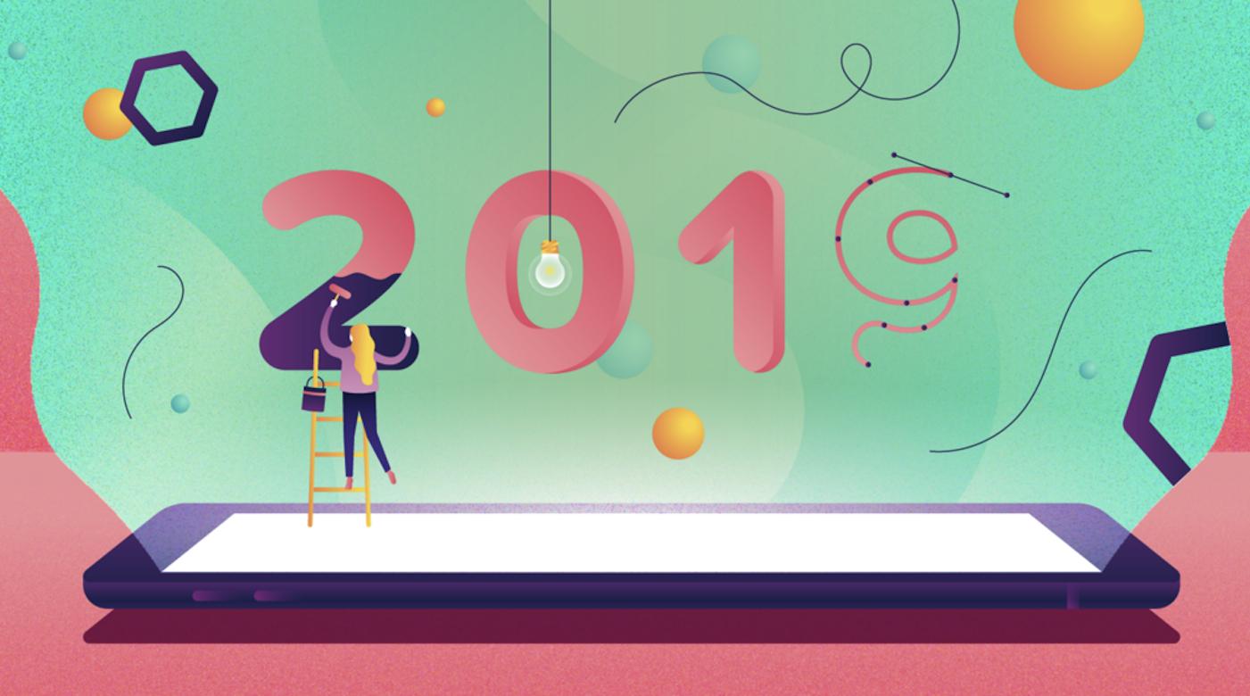 Quer ficar por dentro das últimas tendências visuais e de design para garantir que seu conteúdo permaneça atualizado e se destaque em feeds de notícias? Quer saber quais os estilos criativos que estão definidos para dominar o cenário do marketing digital em 2019? Então, prepare-se! Pois aequipe da Shutterstock acaba de compartilhar as suas previsões de tendências criativas para 2019 neste infográficono qual você poderá checar uma série de considerações interessantes para as suas campanhas.CONFIRA! ➤ Marketing de Conteúdo, Redes Sociais, Content Marketing, Social Media, Tendências 2019, Inteligência Artificial, Estratégias Online, Estratégias Digitais, Marketing Digital 360, Search Engine Optimization