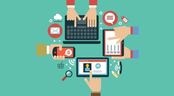 O marketing integrado é o processo que fornecer uma experiência de conteúdo consistente e relevante para o seu público-alvo em todos os canais. É frequentemente usado de forma intercambiável com CMI (comunicações de marketing integradas), campanhas de 360 graus e marketing multicanal. O objetivo final do marketing integrado é uma experiência consistente, centrada no cliente, que produz resultados para a sua marca! ➤ Marketing de Conteúdo, Redes Sociais, Content Marketing, Social Media, Tendências 2019, Inteligência Artificial, Estratégias Online, Estratégias Digitais, Marketing Digital 360